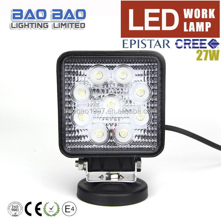 Modern unique led work light fuse lamp with trade assurance