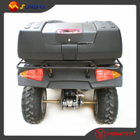 LLDPE ATV Cargo Box Rear Box for 250CC 300CC 500CC Quad Bike ATV Accessories ATV Box