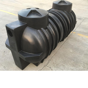 Purification tank / FRP anaerobic waste water treatment tank frp septic tank