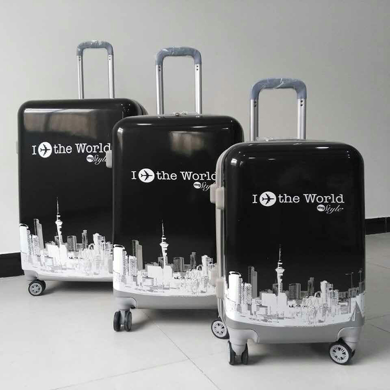Butterfly Suitcase, Butterfly Suitcase Suppliers and Manufacturers ...