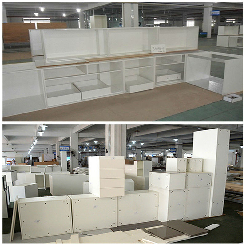 China wholesale high gloss plywood kitchen cabinets for for Whole kitchen for sale