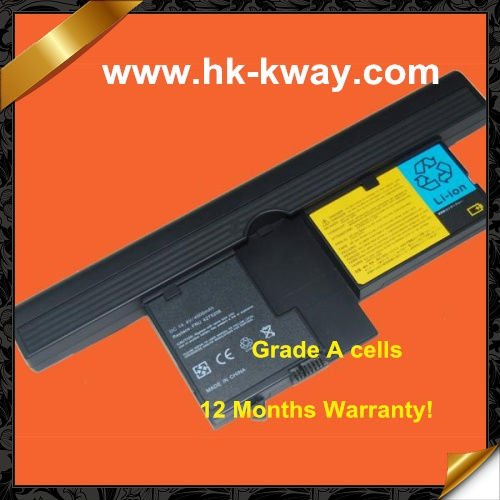 Laptop Battery For Lenovo ThinkPad X61 X60 Tablet PC 40Y8314 40Y8318 ASM 42T5209 FRU 42T5204 FRU 42T5206. FRU 42T5208