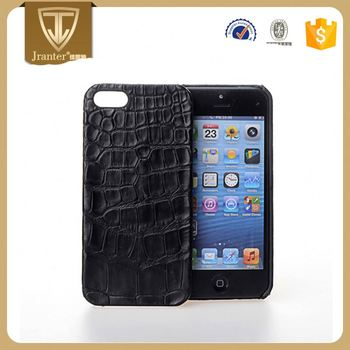 Crocodile Leather Colorful Phone Case Supplier