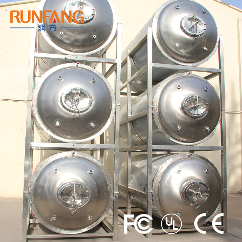 Excellent Quality Brite Tank Craft Beer Tap Room Storage Tank For Brewery