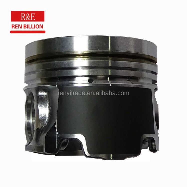 good quality Car Parts engine piston for excavator