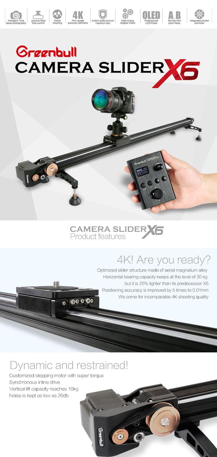 Technical Wireless Control Camera Rails Video Film Shooting Equipment - Buy  Slider,Video Shooting Equipment,Film Shooting Equipment Product on