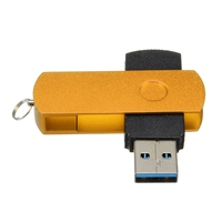 Usb Flash Drive 4Gb 8Gb 16Gb 32Gb 64Gb Metal U Disk Usb3.0 Memory Usb Stick Pen Drive