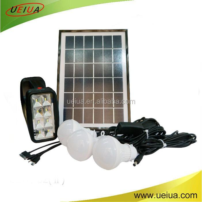 2016 Mini Solar Power System Home,Portable Solar Energy Lighting ...
