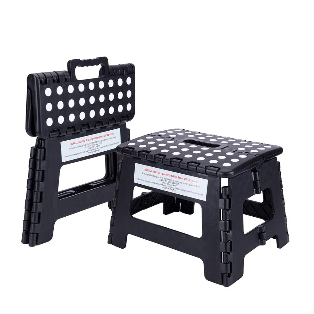 Wholesale  Folding Step Stool - The Lightweight Step Stool is Sturdy Enough to Support Adults and Safe Enough for Kids