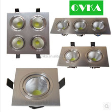 Led <span class=keywords><strong>downlight</strong></span> <span class=keywords><strong>2</strong></span> kop 3 kop 4 kop grille licht 100-240v