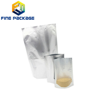 Newest design China Manufacturer Golden supplier custom printed resealable bags