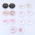 Best selling products round pin badge women's clothing decoration party badge pin badge metal
