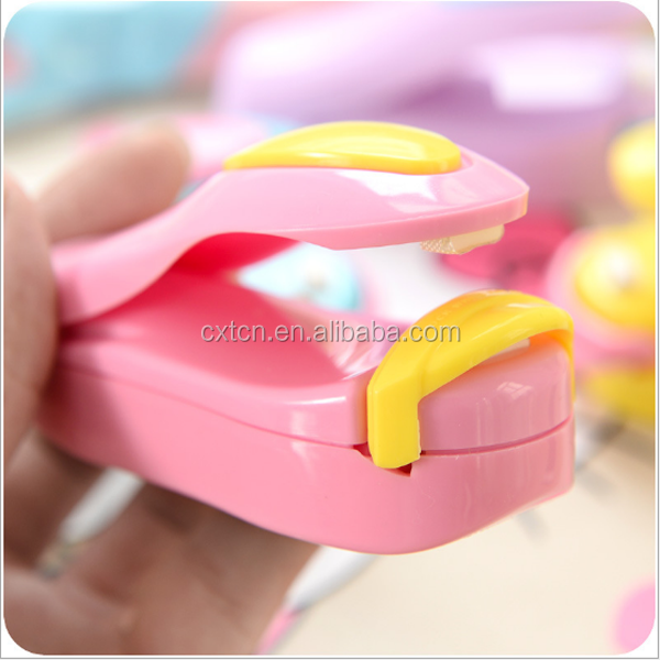 Mini sluitmachine handpers warmte sluitmachine plastic zak afdichting clip Smart Sealer