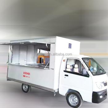 Catering Trailer/mobile Küche Lkw Zum Verkauf/food Service Anhänger ...
