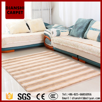 Fancy Floor Carpet Tiles Small Shaggy Rugs For Living Room