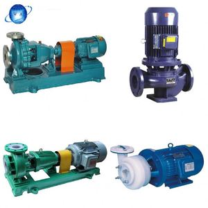 OEM-China 2 twin impeller pump No leakage lifting Pressurized for sulfuric acid