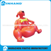 2017 Promotional baby air chair/ inflatable red beach chair/ inflatable lounge lovely dogs chair