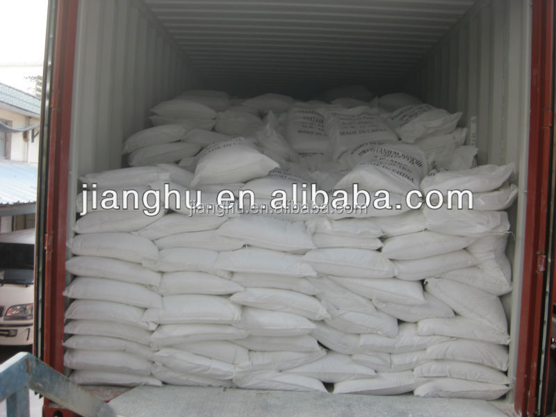 Food Grade Plastic Pellet of White Anatase Tio2 Masterbatch Made in China CH3060