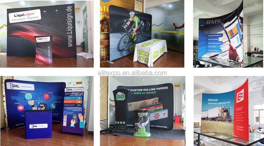Expo Stand Backdrop : Wholesale in china exhibition booth folding expo wall display buy