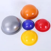 high quality Acrylic and pc Material large plastic diffuse LED acrylic dome cover