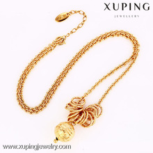 Special necklace jewelry gold, hot selling necklace chain, 18k gold gold chain necklace designs