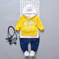 Best selling product 95 cotton monogram smocked boys' clothing set for sale gold supplier