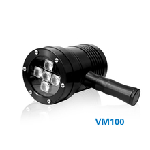 UV LED NDT Inspection Black Light 365nm Lamp