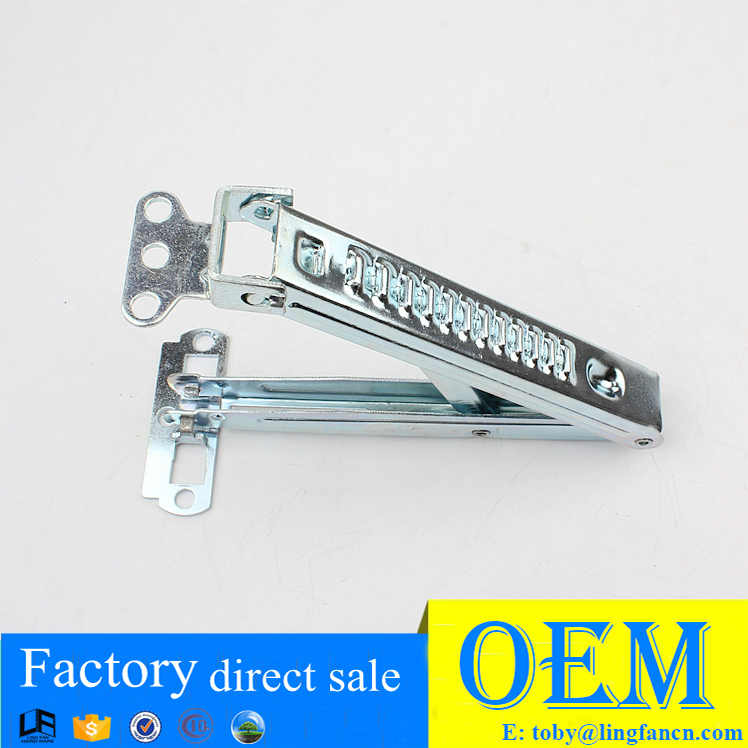 accessories adjustable drafting table hinge,stamping hinges for collapsible tables
