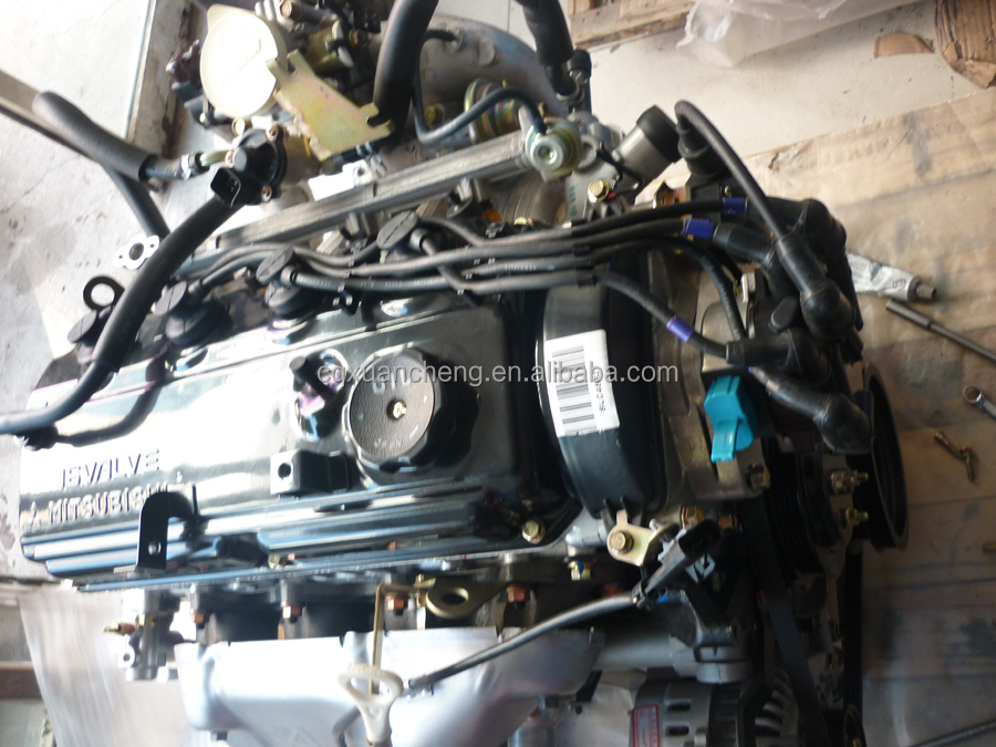 Auto Engine Oil 4g63/4g64 Car Engine Assembly Parts For Mitsubishi - Buy  Auto Engine,Mitsubishi 4g64 Engine,4g63 Engine Parts For Mitsubishi Product