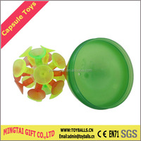 Suction Ball, Capsule Toys, TPR Toy Ball