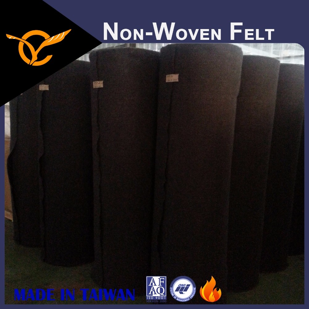 Sound Absorbing Wool Non-Woven Industrial Felt