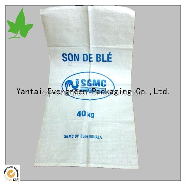 White Sugar Bag 50kg Cotton Flour Bags