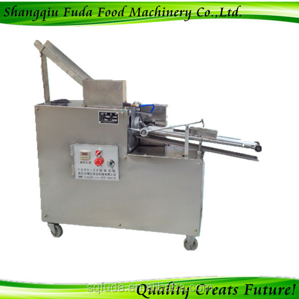 Small shop best choice low price fried dough twist making machine