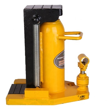 Vertical Hydraulic toe Jack sale 5-50t Tools railway Lifting Machine