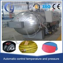 wholesale automatic light alarm vulcanizer autoclave for rubber