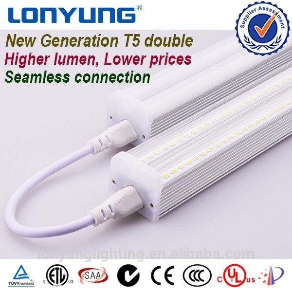 China supplier led manufacturer t5 t8 integrated led tube fieture hongkong tube t8 lighting fair hot priducts