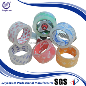 Low Price 48Mm Pressure Sensitive Super Clear Tape Adhesive