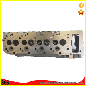 Factory Supply AUto Engine Parts 4M40-T 4M40T Cylinder Head Assembly ME202620 for Mitsubishi Pajero 2835cc AMC 908614