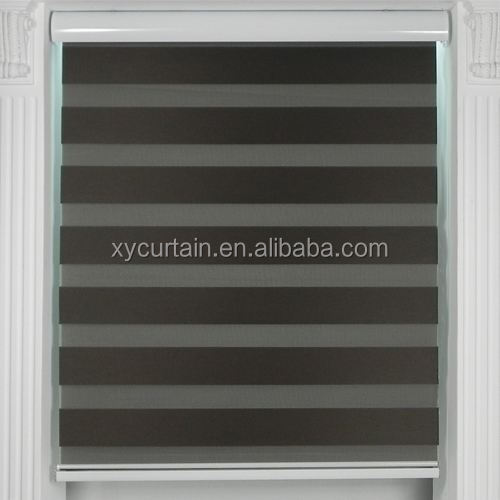 zebra roller garage window blinds
