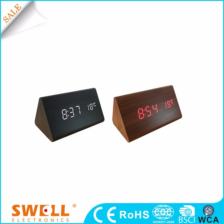 Swell Iso Led Sound Controlled Fit Up Small Clock Insert