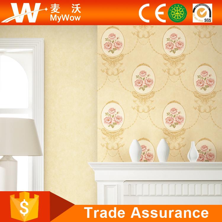 2017 Home Decoration Wallpaper Suppliers Company Korea Size 106m