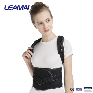 Back Shoulder Support Clavicle Magnetic Therapy Posture Corrector