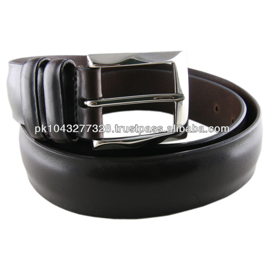 2013 Newest Original Design High Quality Leather Belt For Men