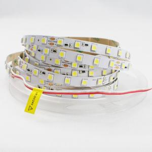 U L Warm White Christmas Light 300 Units 5050 SMD LED Strip Lights Chain 5M DC 12V non-waterproof led strip