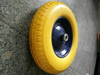 good quality pu foam wheel used for garden wheel barrow 4.00-8