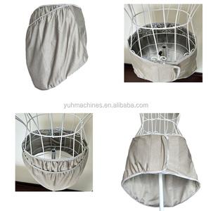 EMF Factory Supplier Anti Radiation Silver Fiber Maternity Dress Fabric  100% Nano For Pregnant Women
