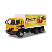 China manufacturer toy model delivery truck with good quality