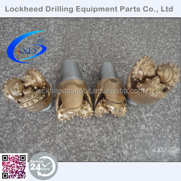 2 3/8'' tricone bit / water well drilling machine / oil rig drill bit