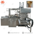 Automatic Wafer Ice Cream Cup Maker Ice Cream Cone Making Machine