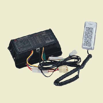 long distance waning siren vehicle warning equipment 12v siren 200w siren